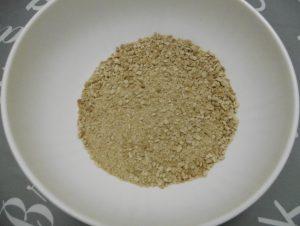 Base Cheesecake senza cottura - Biscotti tritati