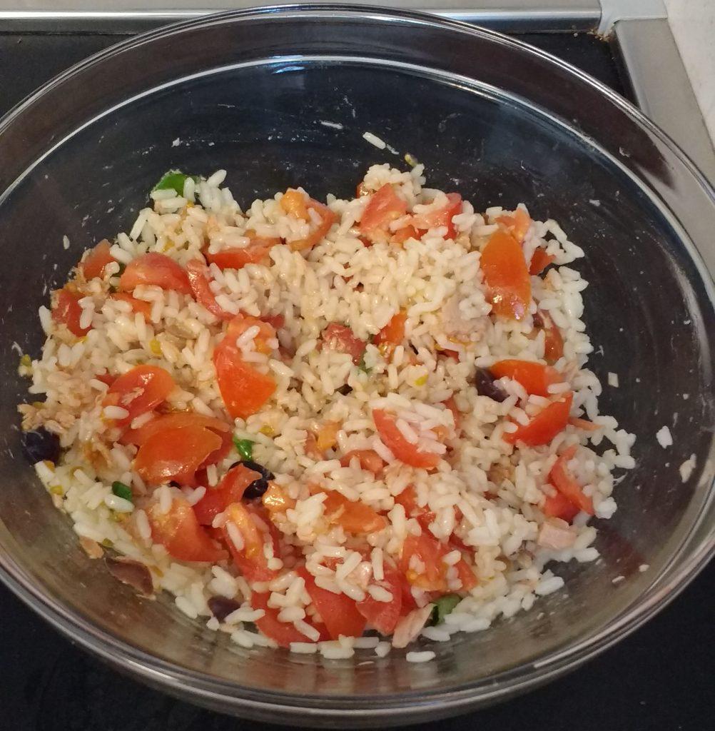 Insalata di riso - Piatto pronto