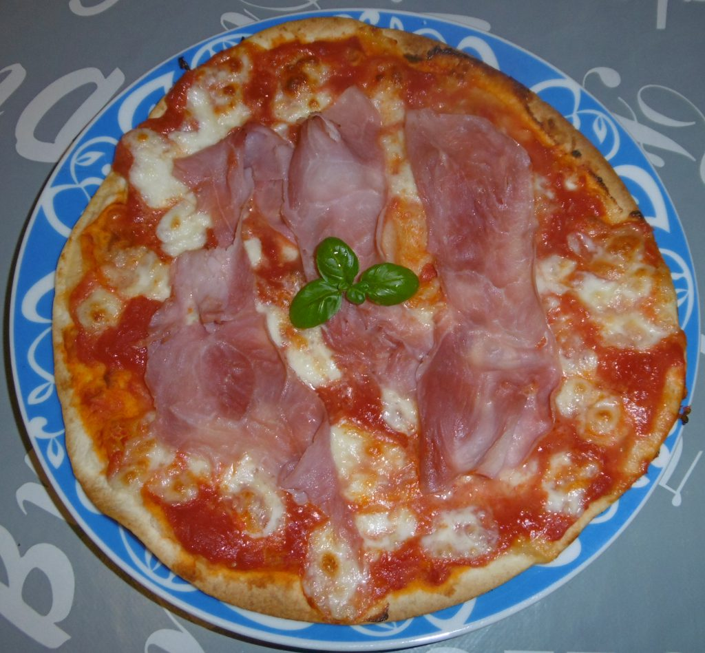 Pizza Piadina - Piatto pronto