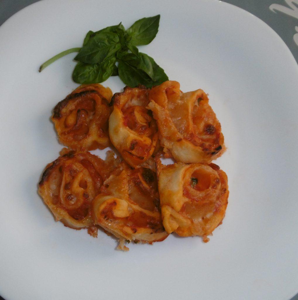 Rondelle di pasta brisée - Piatto pronto