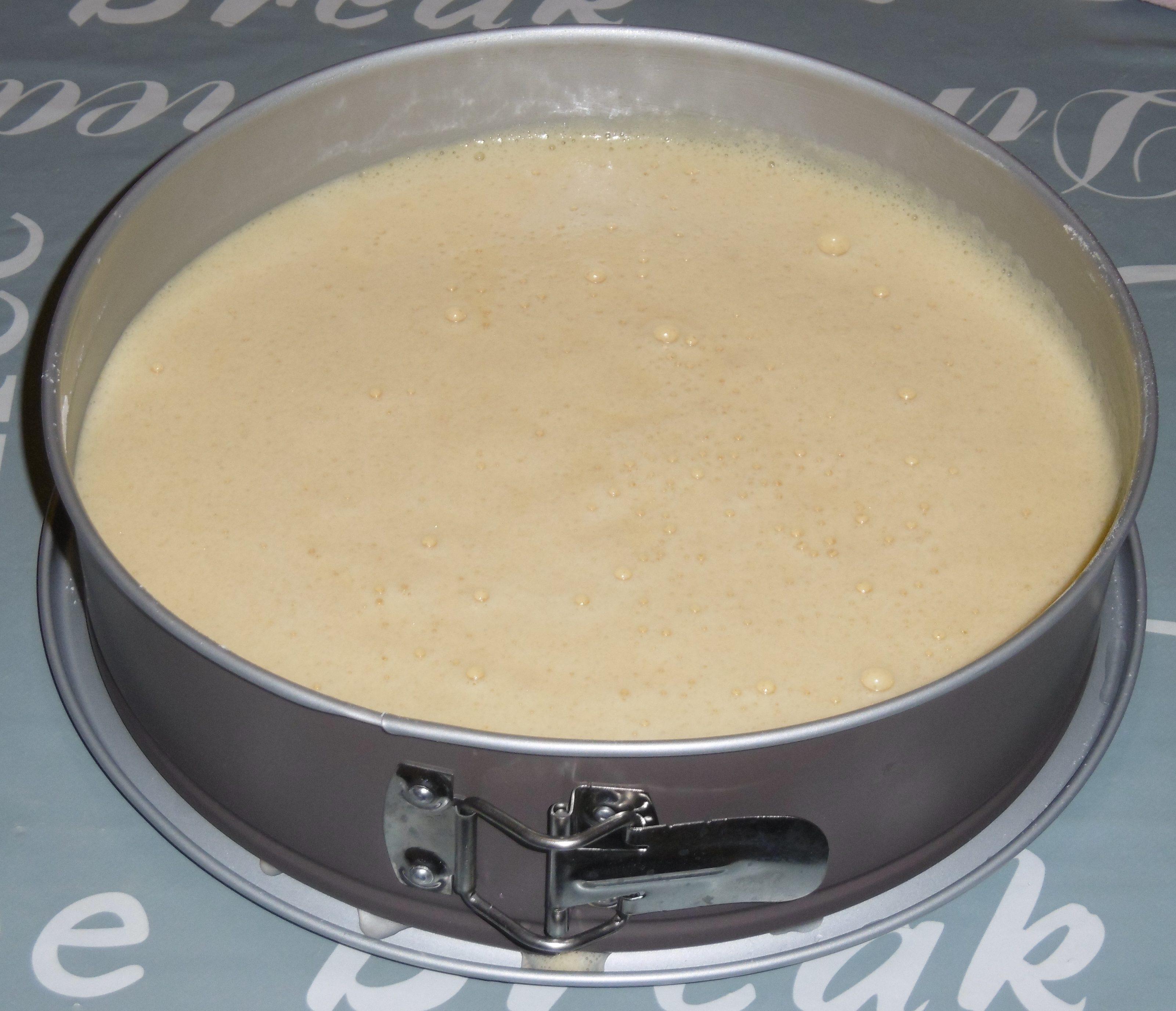 Pan di Spagna di TengoFame - Tortiera