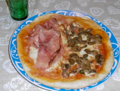 Pizza bigusto - Piatto pronto