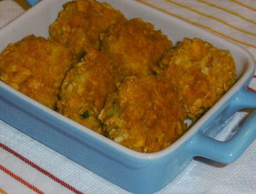 Polpette di verdure con corn flakes - Piatto pronto