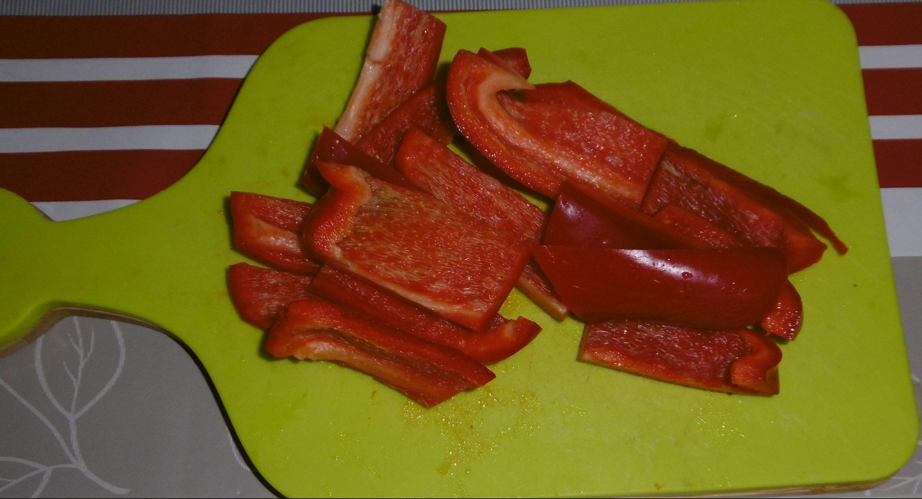 Verdure miste gratinate - Peperoni