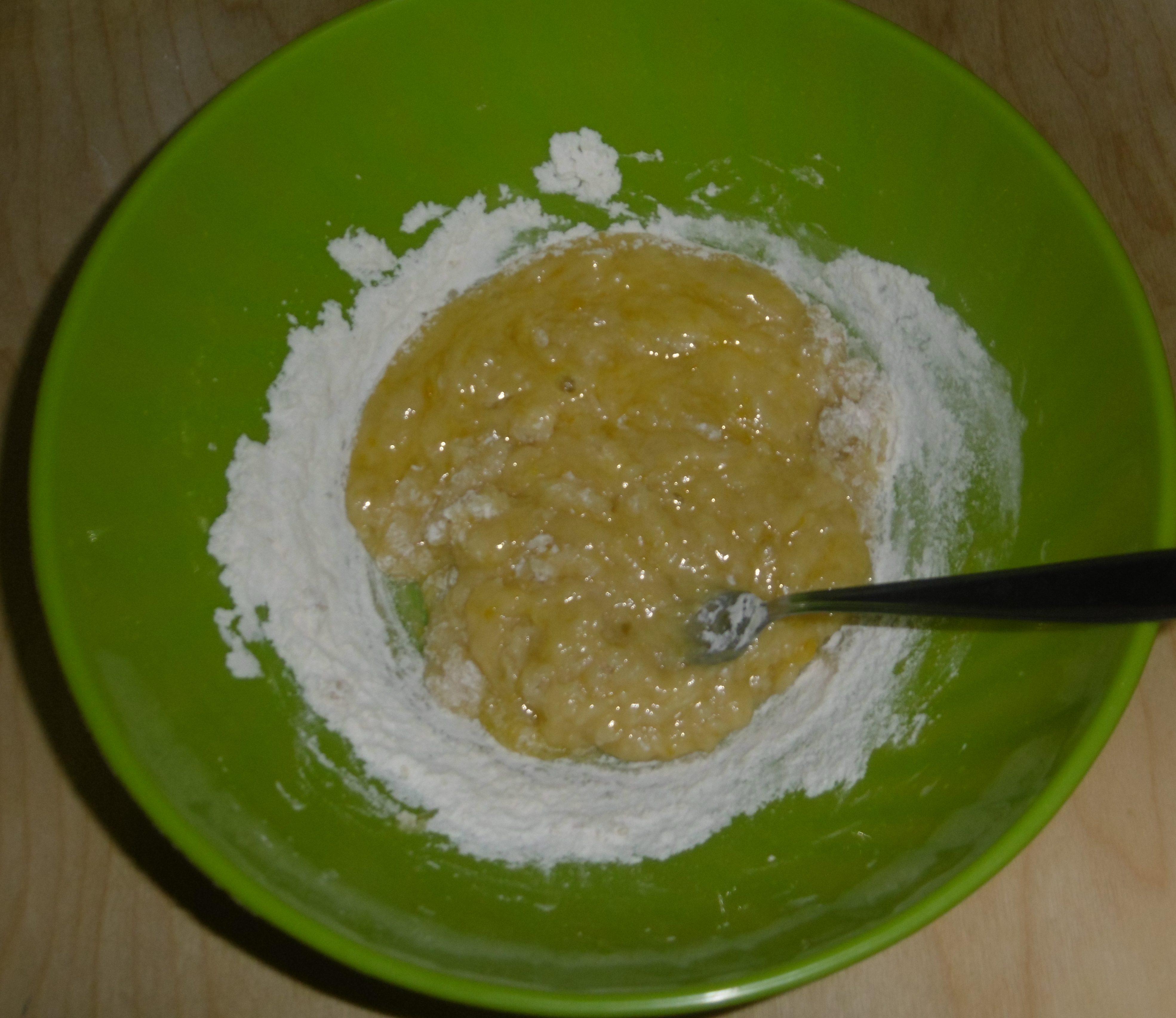 Pasta frolla senza burro - Aggiunta farina