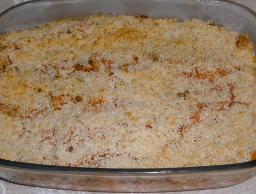 Timballo di riso al forno - Piatto pronto