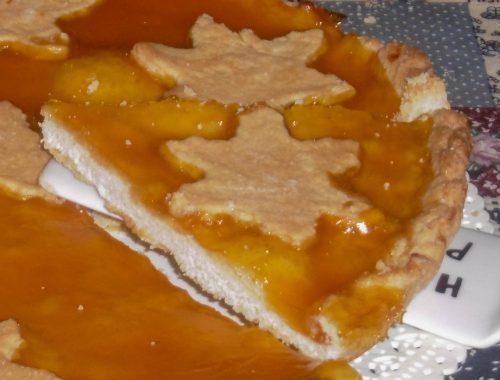Crostata di marmellata senza burro - Piatto pronto