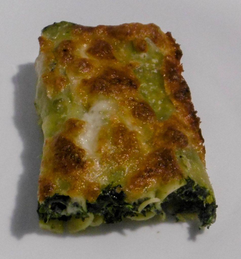 Cannelloni ricotta e spinaci - Piatto pronto