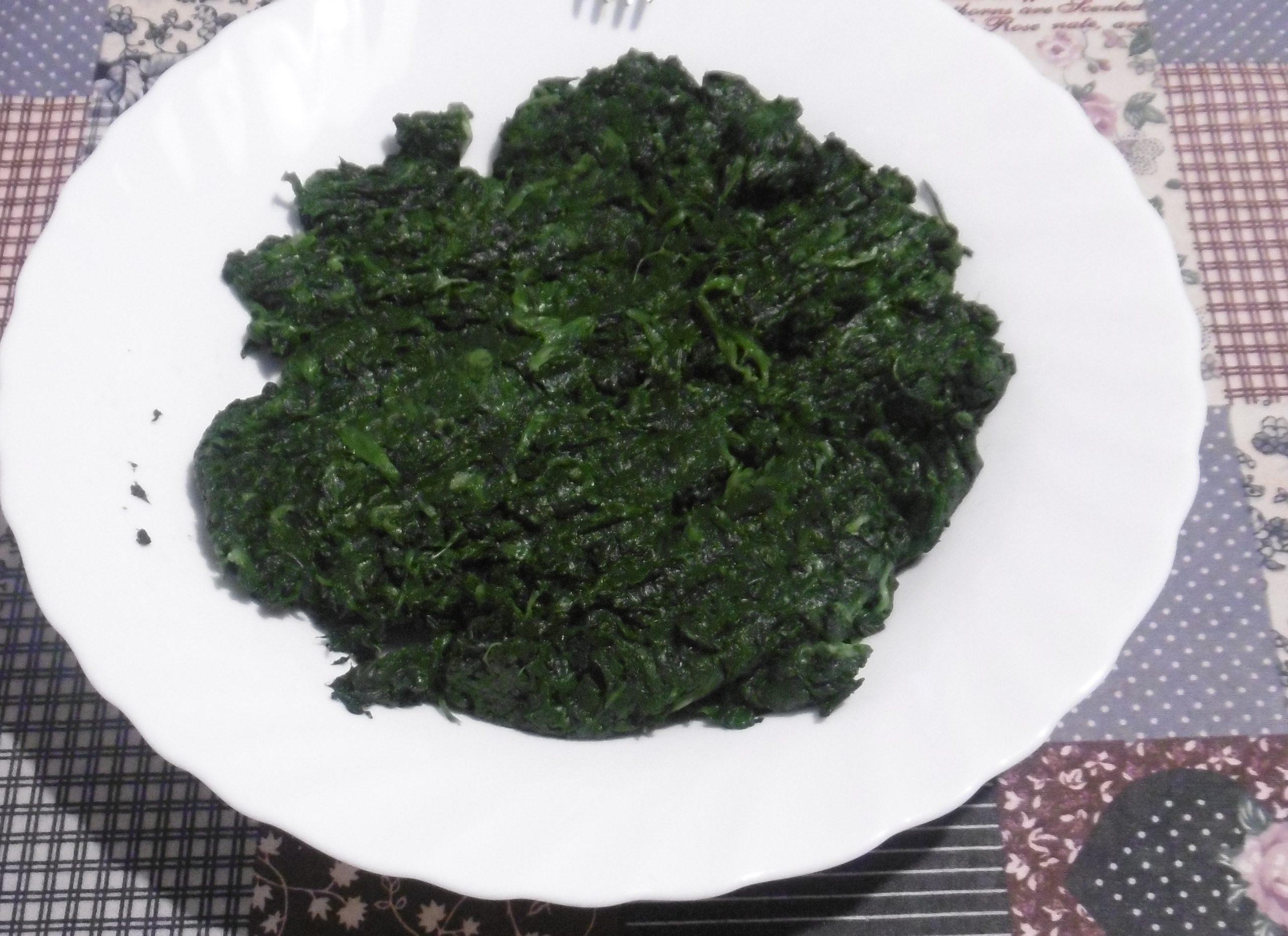 Cannelloni ricotta e spinaci - Spinaci