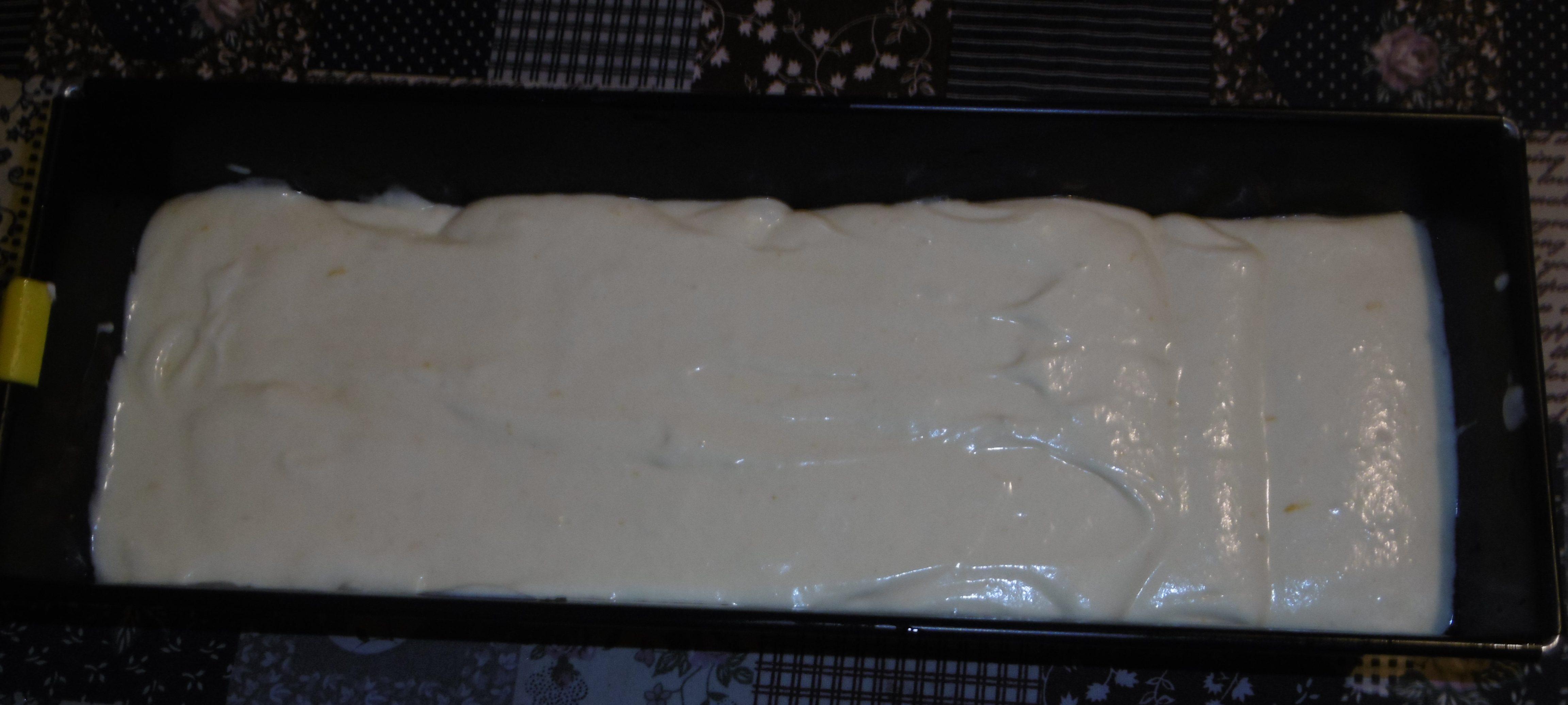Plumcake con crema di nocciole - Plumcake pronto
