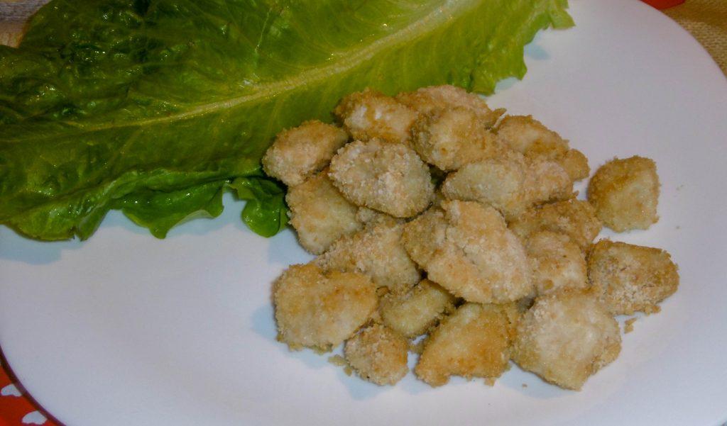Bocconcini di pollo impanati al CRISP - Piatto pronto