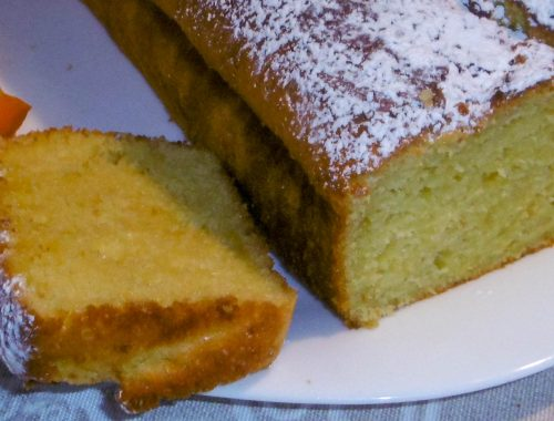 Plumcake arancia e yogurt - Piatto pronto
