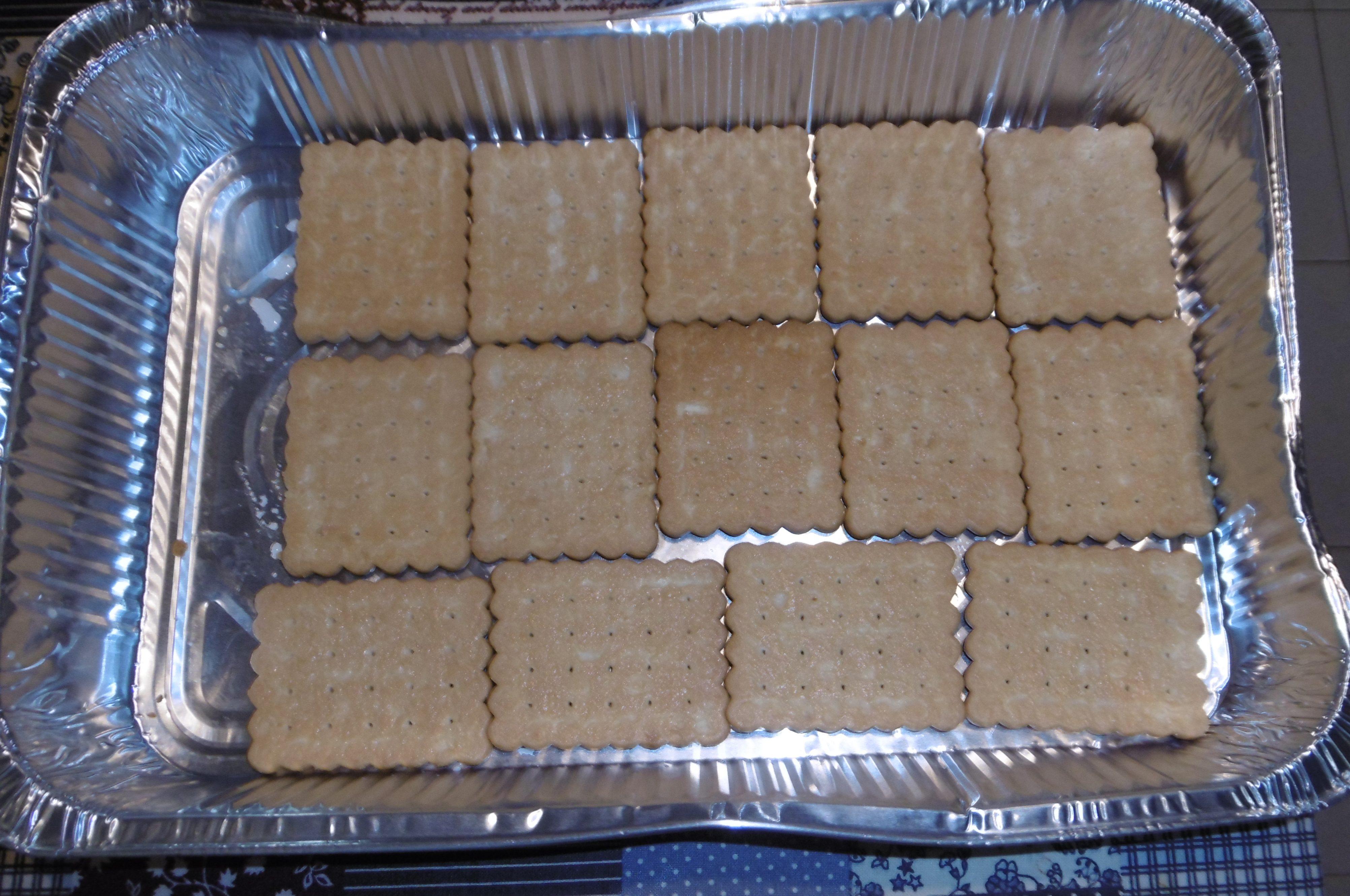 Gelato biscotto con cioccolato e riso soffiato - Aggiunta biscotti