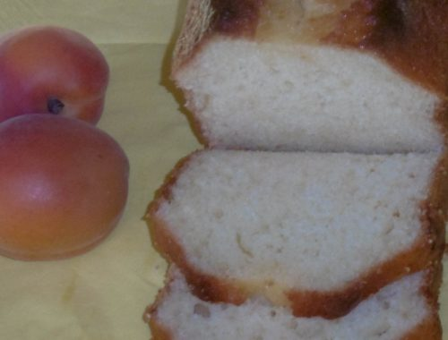 Plumcake all'albicocca - Piatto pronto